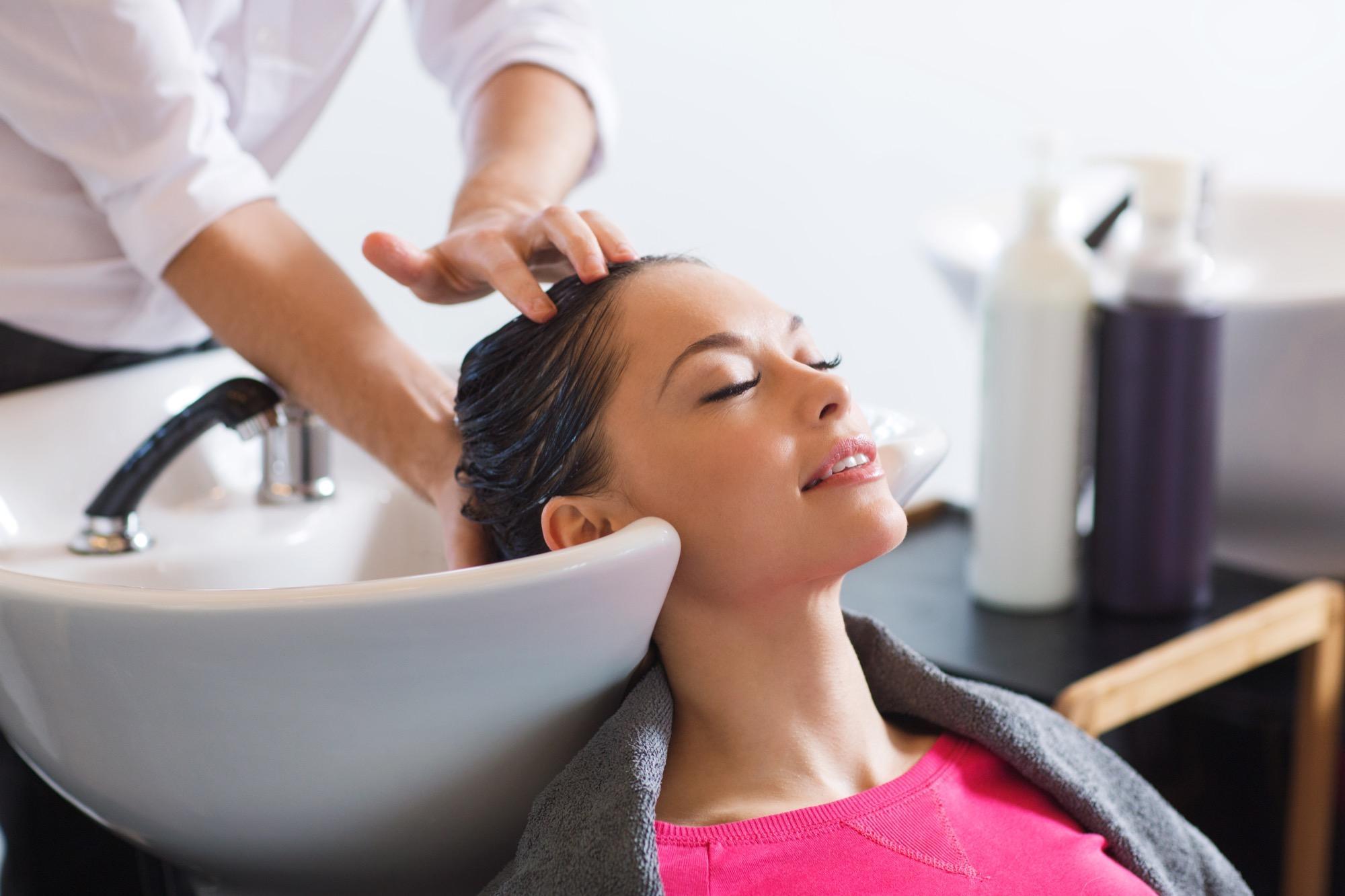 Davor ekelt sich jeder Friseur