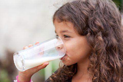 pflanzliche Milch Kinder