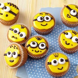 Minions Muffins: Das Rezept zum selber Backen