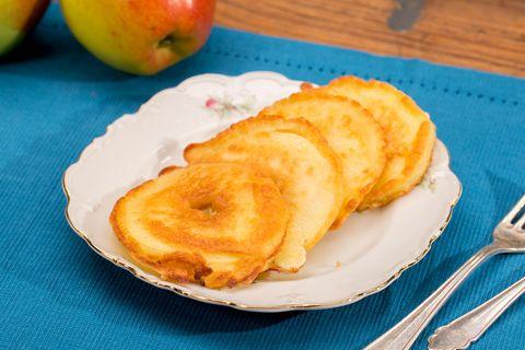 Der Apfelkuchen aus der Pfanne
