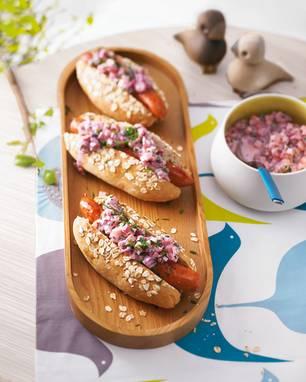 Hot Dog, wie ihr ihn noch nie gegessen habt