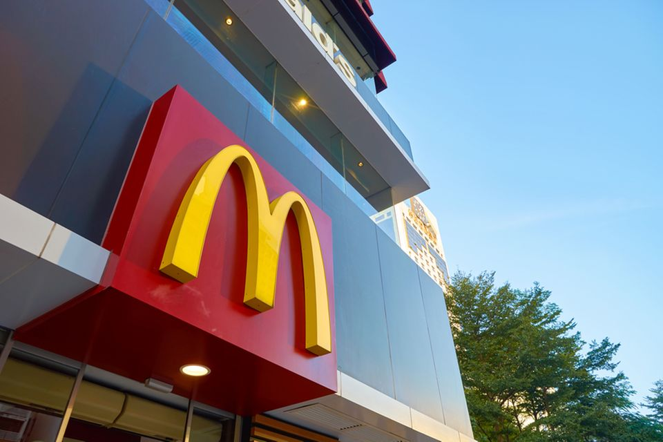 McDonald's, Fast Food