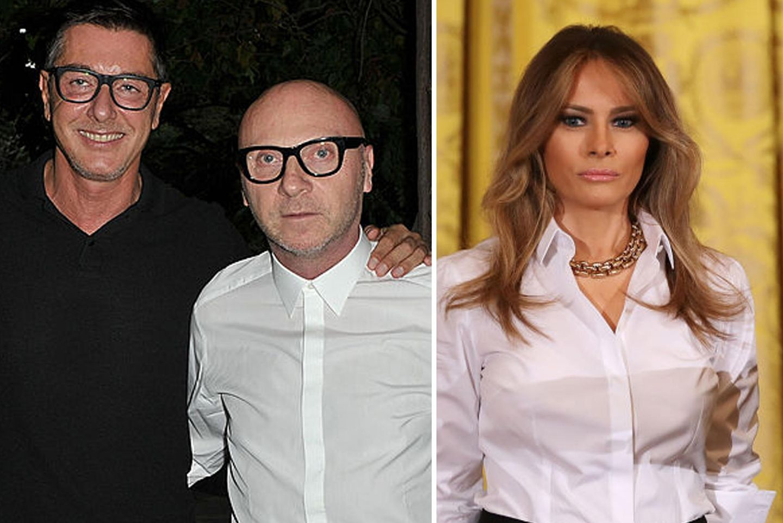 Dolce & Gabbana bringen Boycott-Shirt nach Shitstorm gegen Melania Trump raus