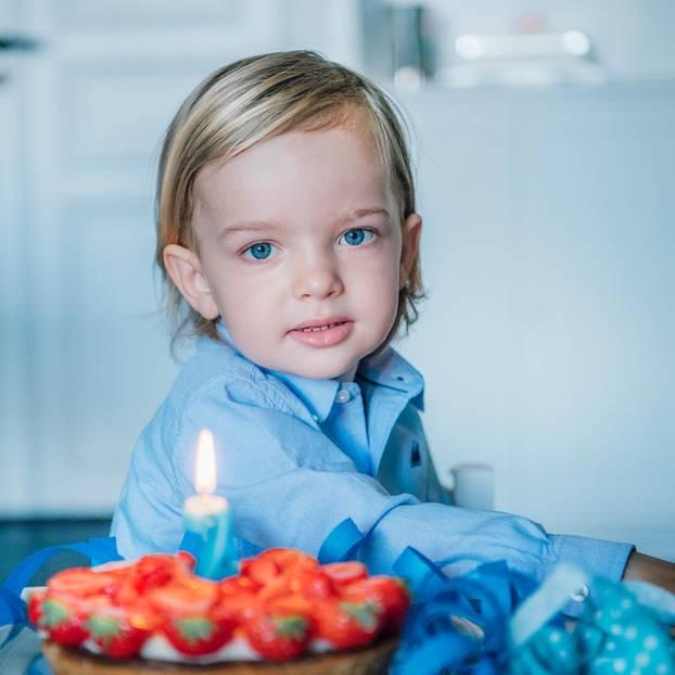Prinz Nicolas hatte Geburtstag