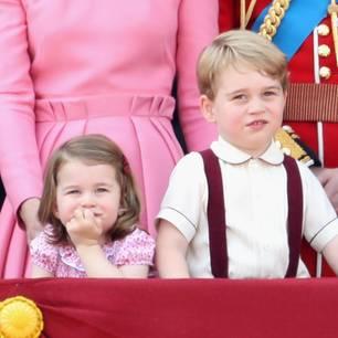George und Charlotte