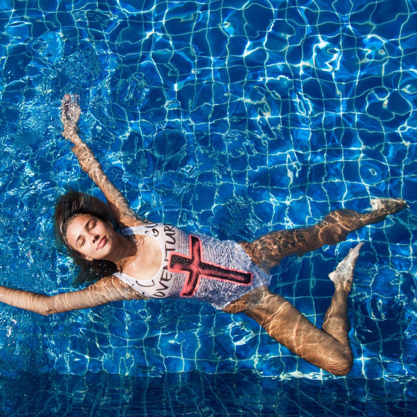 Mit tampon periode gehen man schwimmen kann ohne Pinkeln mit