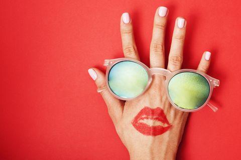 Tint Nails: jetzt wird gekleckst!