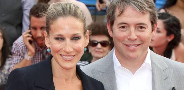Sarah Jessica Parker und Matthew Broderick