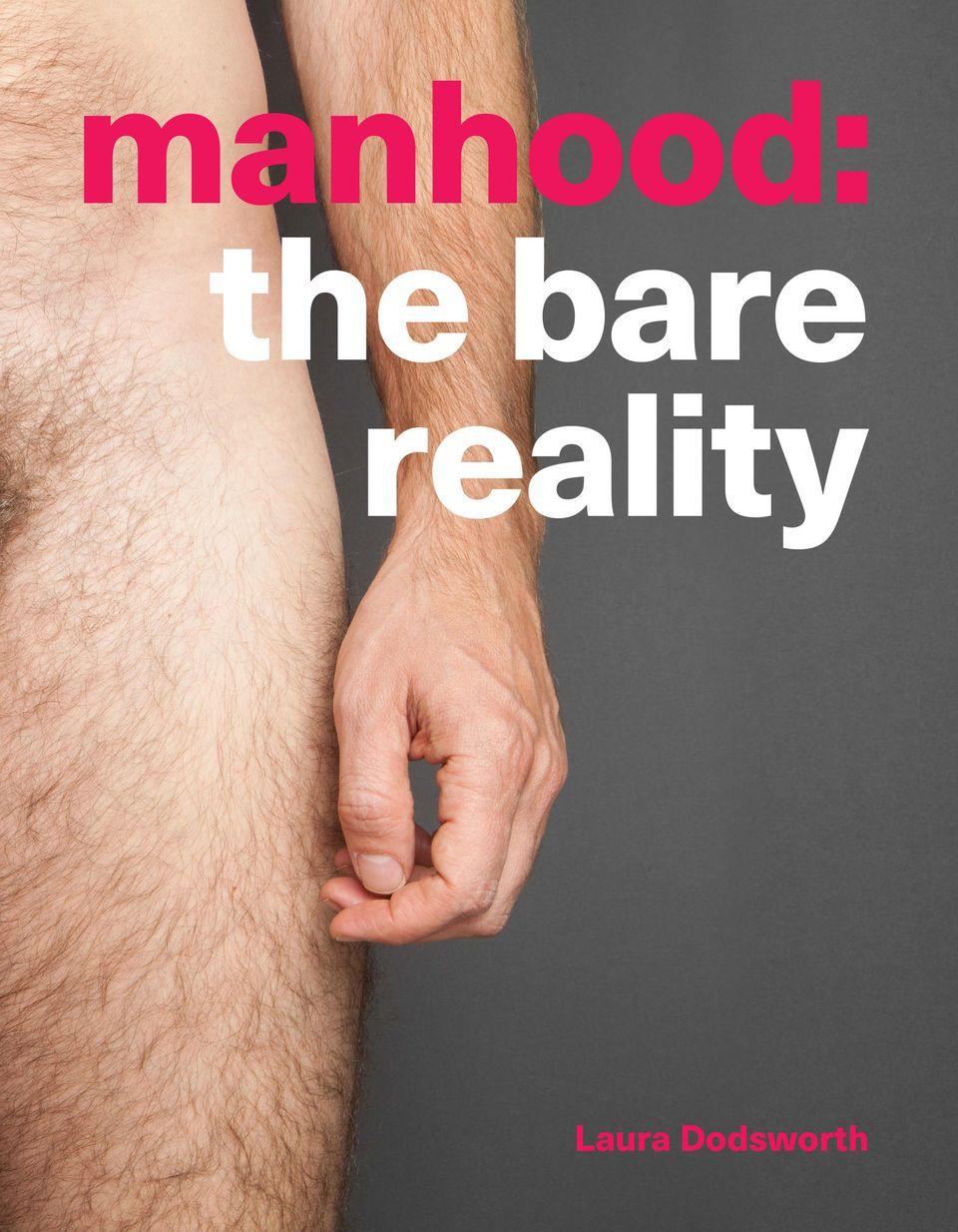 Manhood-Buchcover