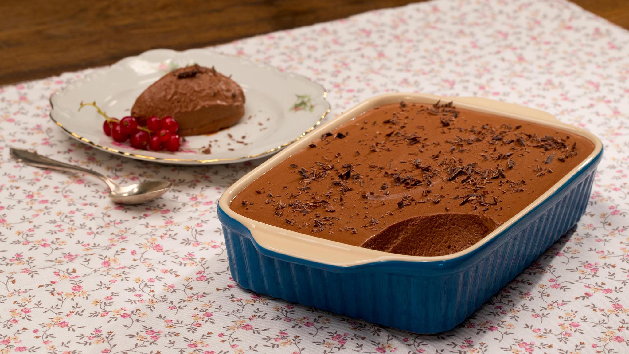 Vegane Mousse Au Chocolat Das Schnellste Rezept Brigittede
