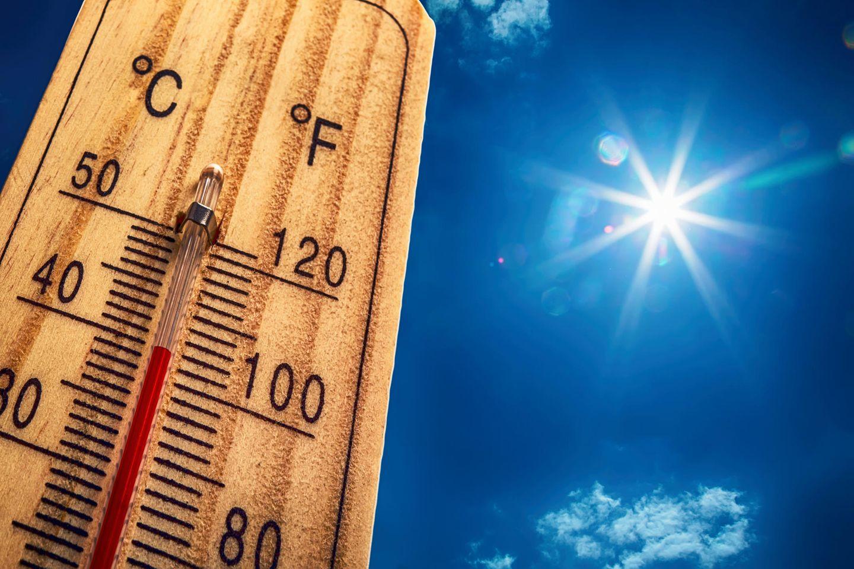 Hitze-Schock: Hier wird es morgen bis zu 40 Grad heiß!