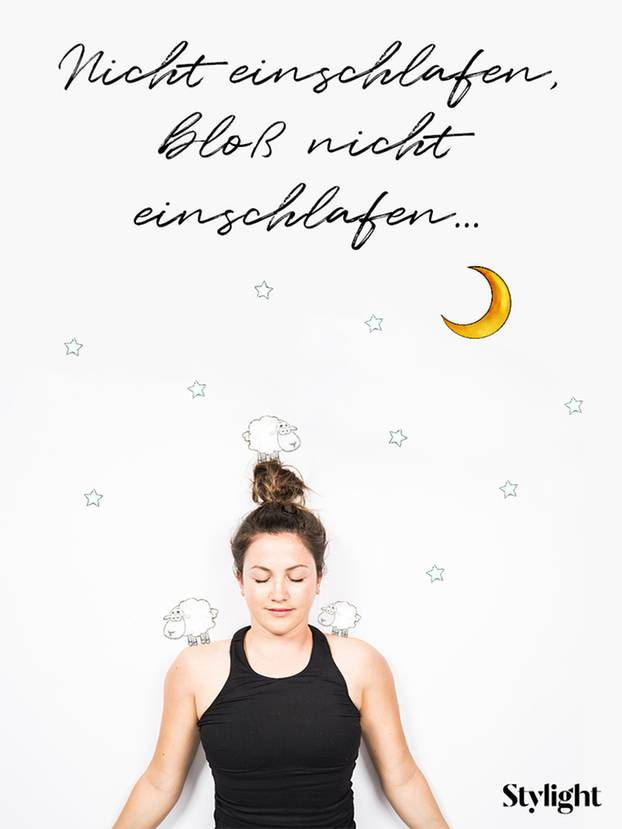 Yoga: Totenstellung