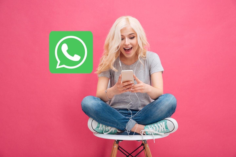 Es gibt einen neuen Button bei Whatsapp - und das ist seine Funktion!