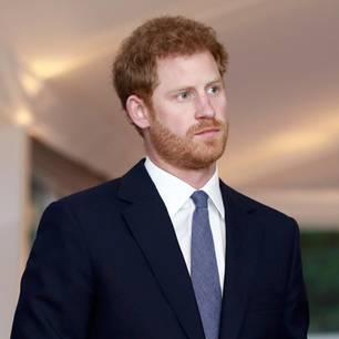 Prinz Harry will kein König werden