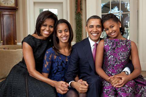 Sasha Obama: Tochter des Ex-Präsidenten hat die High School beendet