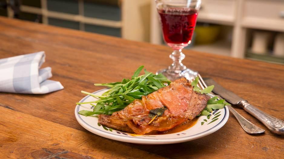 Die international bekannte Spezialität der römischen Küche