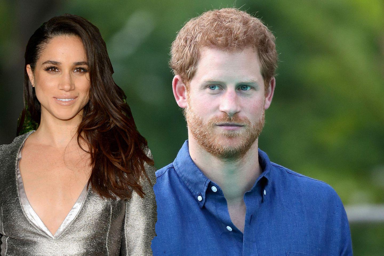 Prinz Harry: Starker Liebesbeweis für seine Meghan!