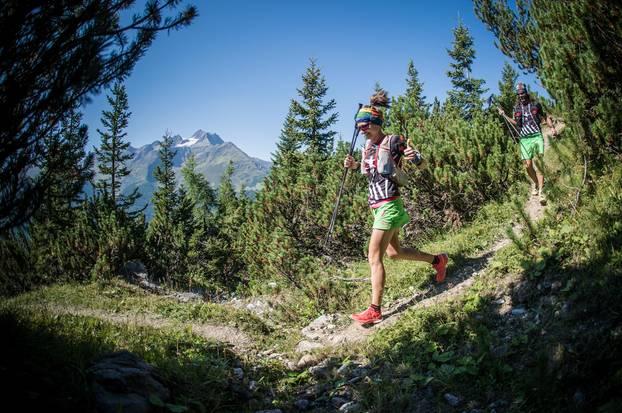 Trailrunning Südtirol