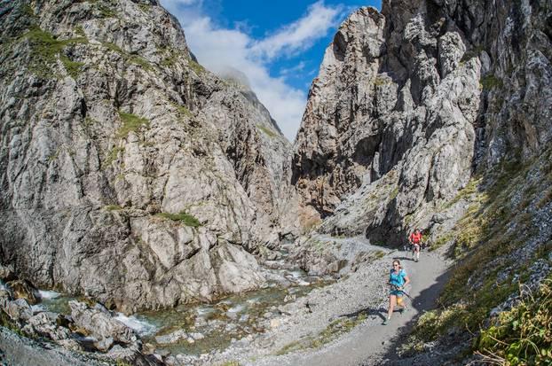 Trailrunning Alpen
