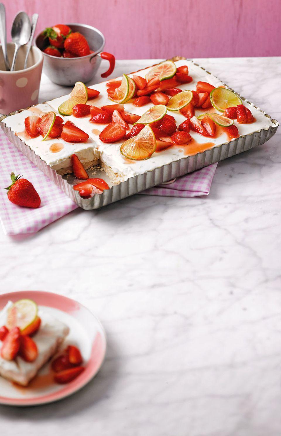 Obsttorte: Köstliches mit frischen Früchten