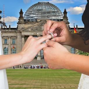 Hochzeit: So schön sind die Hochzeitsfotos von diesem Brautpaar