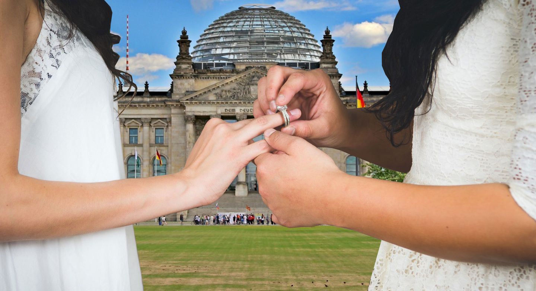 """Beschlossen: Die """"Ehe für alle"""" kommt!"""