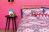 Pinker Urlaubstraum