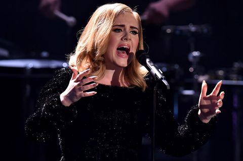 Tour-Abbruch: Große Sorge um kranke Adele!