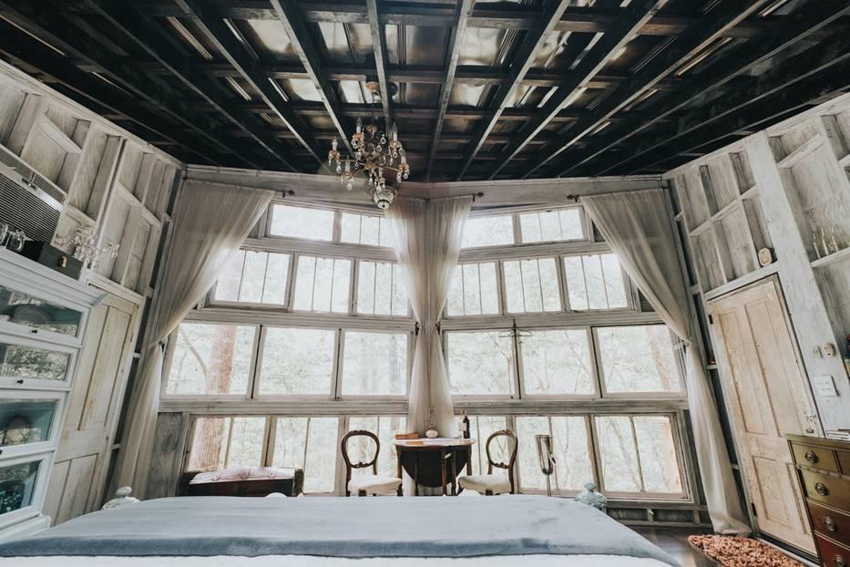 USA: Baumhaus in South Carolina