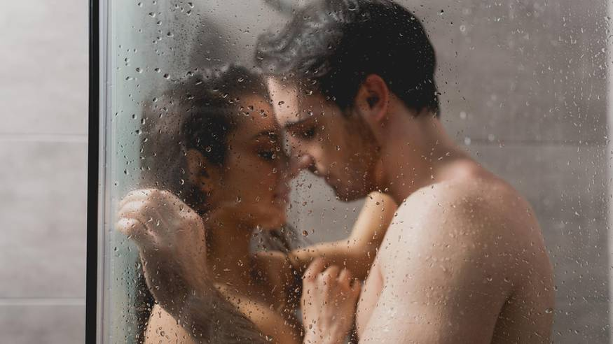 Unter Der Dusche Sex