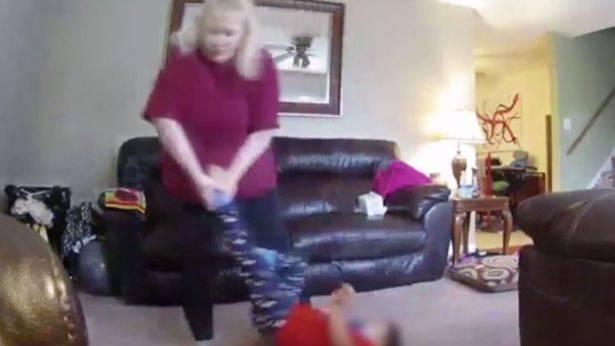 Brutale Nanny: Diese Aufnahmen schockieren zutiefst