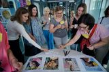Beim BRIGITTE-Woman-Covertest durften die Leserinnen auswählen, welcher Titel ihnen am besten gefällt.