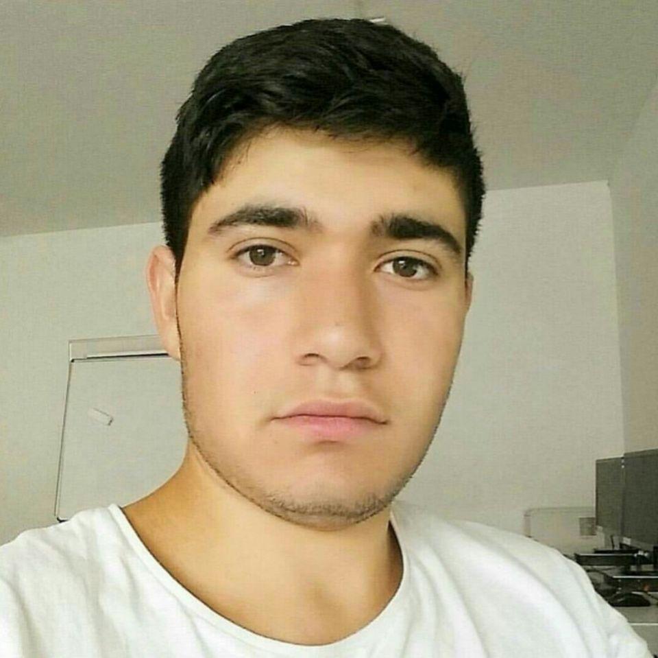 Aras Bacho aus Syrien