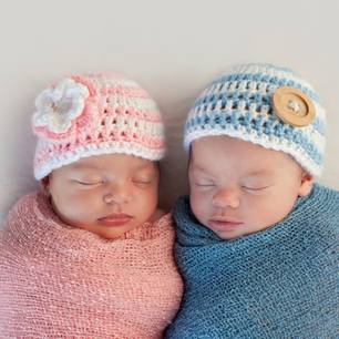 babys, mädchen, jungen