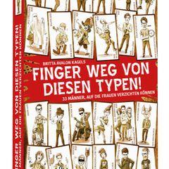 Finger weg von diese Typen - Buchcover