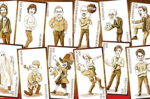 10 Männertypen, vor denen du sofort Reißaus nehmen solltest