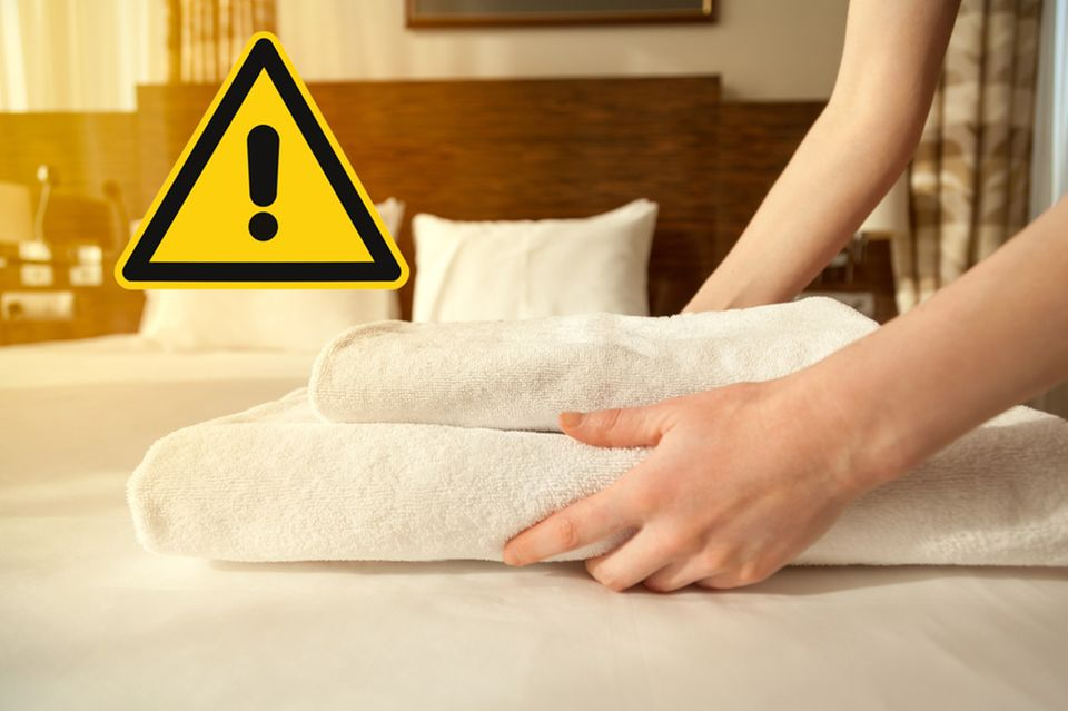 Aufgepasst! Das sind die 4 häufigsten Handtuchfehler