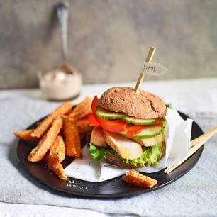 Bikini-Burger