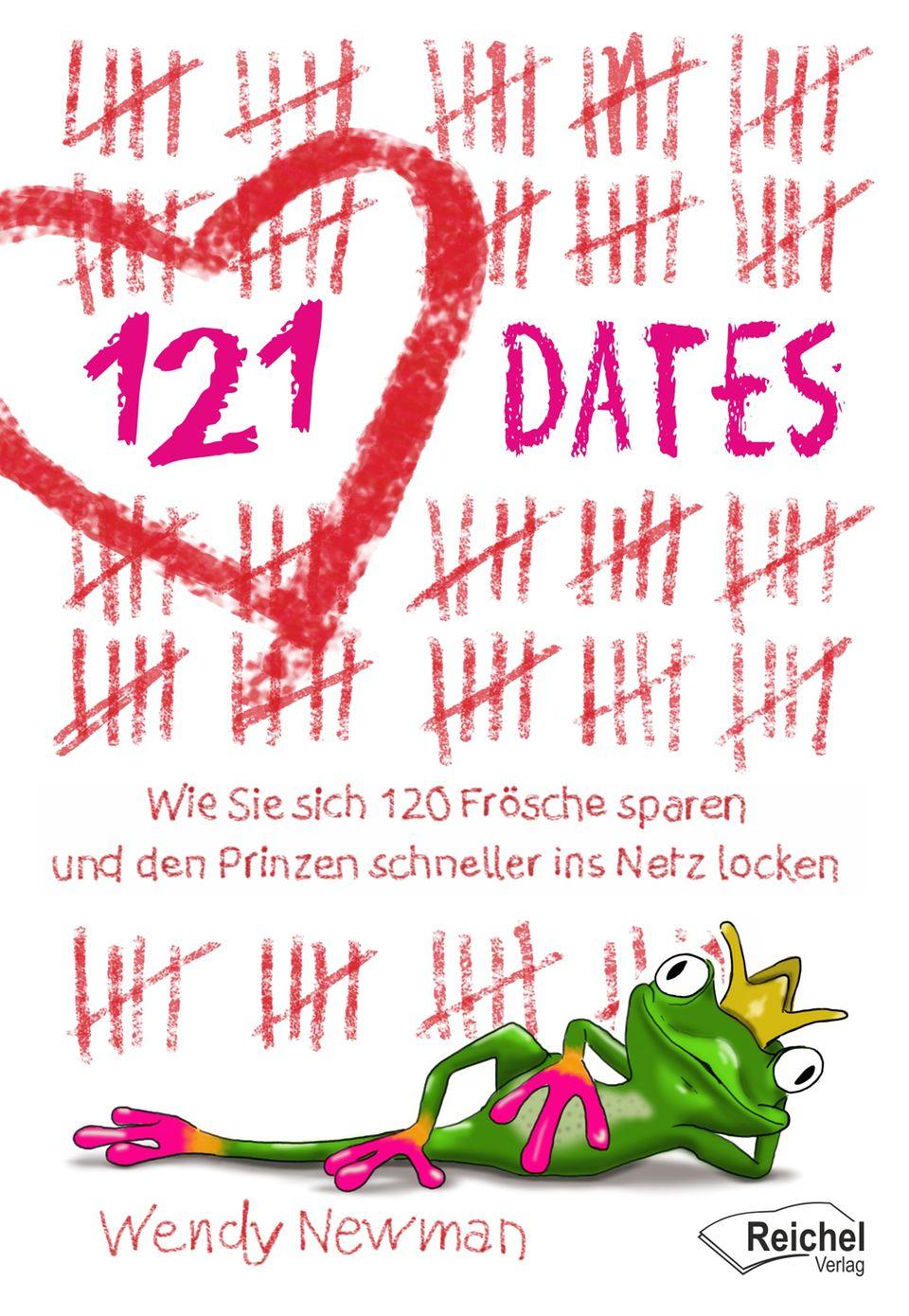 121 Dates: Buchcover
