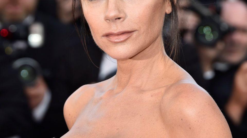 Victoria Beckham auf dem Roten Teppich