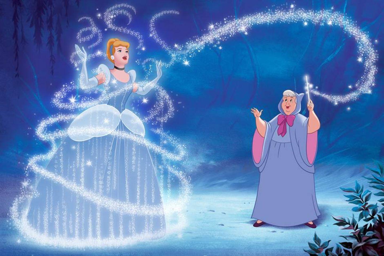 Disney-Frauen vor und nach dem Abnehmen