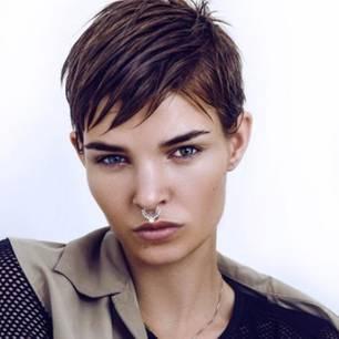 Luisa Hartema – kurze Haare