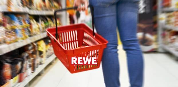 """""""Lebensgefahr"""" bei Rewe-Einkaufskorb - der etwas anderer Rückruf"""