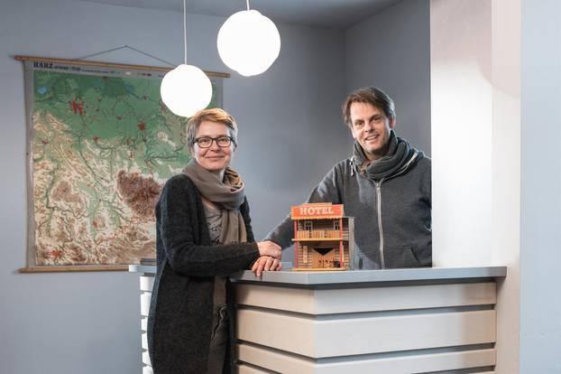 Kirsten und Tobias Feller