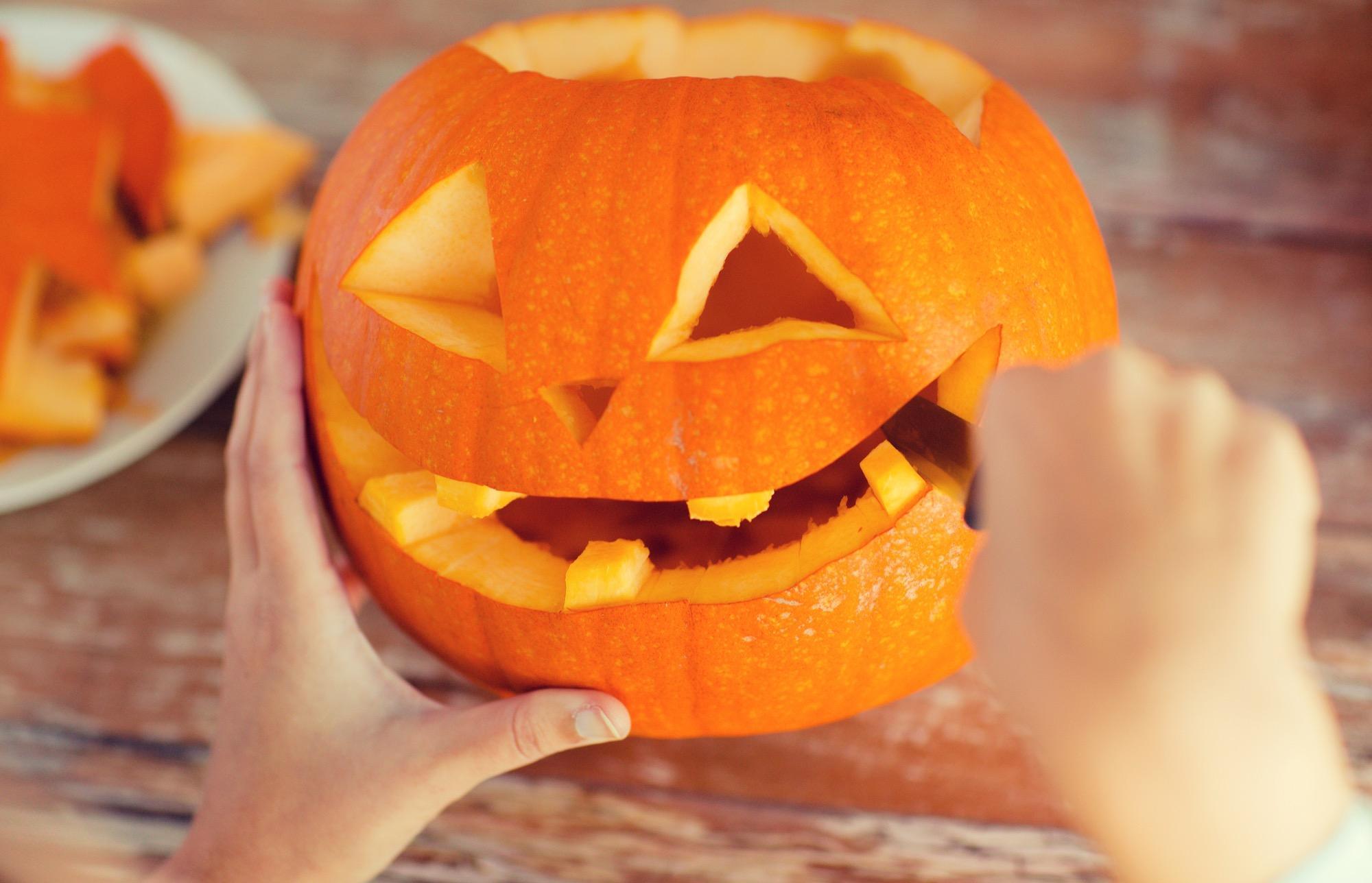 Partyideen: Halloween: Rezepte und Ideen zum Selbermachen   BRIGITTE.de
