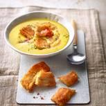 Curry-Linsen-Kokos-Banane