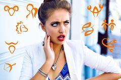 Streit suchen: Verärgerte Frau
