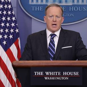 Sean Spicer Rücktritt