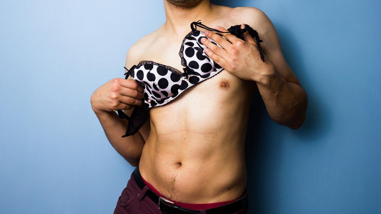 Brust östrogen mann Brüste beim