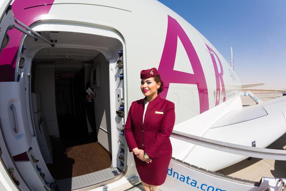 Dating-Seiten für Flugbegleiter